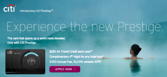 Citi Prestige Now Offering 50,000 Points Welcome Offer-03