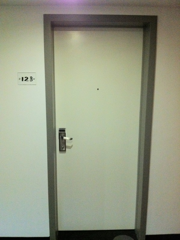 Room 123 art'otel budapest