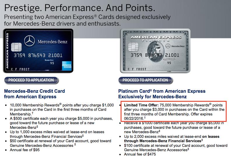 amex-mercedes-benz-platinum-75k-point-bonus-offer