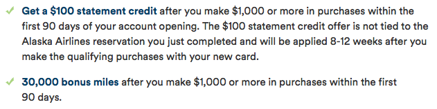 30,000 Miles + $100 Sign-up Bonus Offer on the Alaska Airlines Visa-01