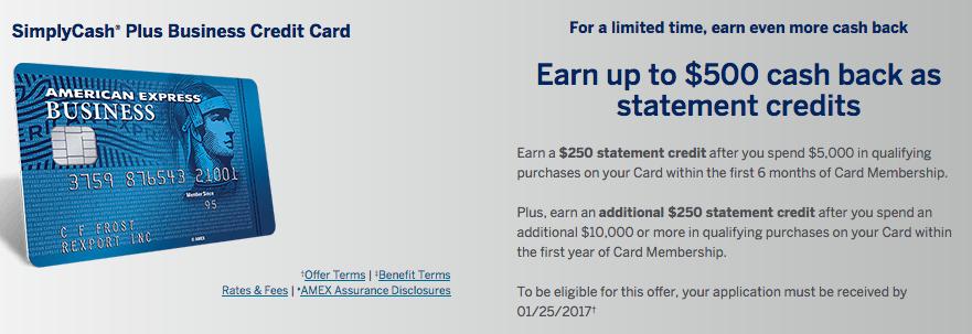 500 bonus offer on amex simplycash plus is it worth signing up 500 bonus offer amex simplycash plus 01 reheart Images