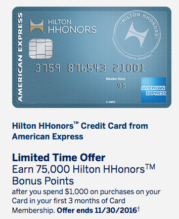 amex-hilton-hhonors-credit-card-75000-point-sign-up-bonus-no-annual-fee